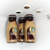 Bottle Loft Magnetic Bottle Hanger Starbucks Frapuccino