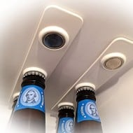 Bottle Loft Magnetic Bottle Hanger Stock Your Beer