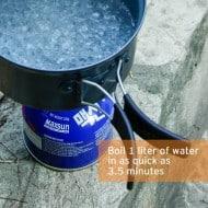 Etekcity Mini Camping Stove Boil Water