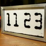 Ferro Fluid Clock Expensive Stuff to Buy