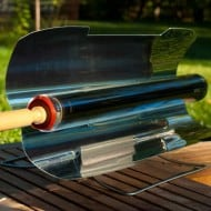 Go Sun Stove Portable Solar Oven Cook without Gas