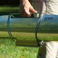 Go Sun Stove Portable Solar Oven Survival Gear