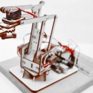 Microbot Labs MeArm DIY Robot Arm Kit Learn Robotics