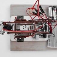 Microbot Labs MeArm DIY Robot Arm Kit Neat Little Machine