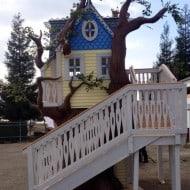 Monster City Studios Victorian Tree House Fairytale