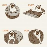 Pet Lifestyle and You Snuggle Pet Bed Versatile Dog Furniture
