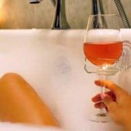 SipCaddy Bath & Shower Portable Cupholder Bathroom Accessory