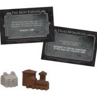USAopoly Monopoly Game of Thrones Collectors Edition House and Hotel