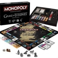 USAopoly Monopoly Game of Thrones Collectors Edition Limited