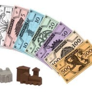 USAopoly Monopoly Game of Thrones Collectors Edition Money