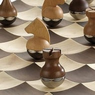 Umbra Wobble Chess Set Cool Board Game to Buy