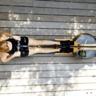 WaterRower Natural Rowing Machine Creative Workout