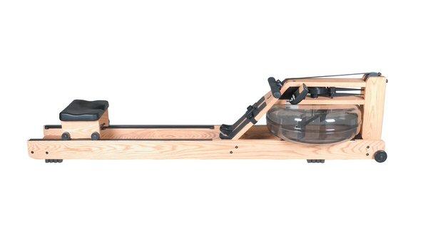 wooden water rowing machine