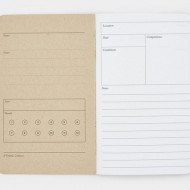 Word Notebooks Adventure Log Pages