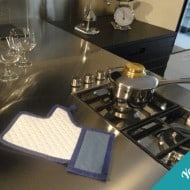 Yeople Like Oven Glove Stainless Steal Counter