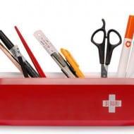 Art Lebedev Studio Swissarmius Kitchen and Desk Organizer Cool Office Accessory to Buy