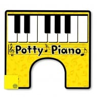 Big Mouth Potty Piano Music in the Bathroom