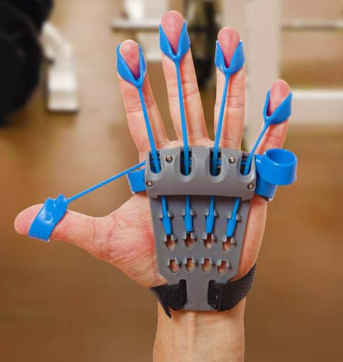 Rebalance and strengthen your overworked hands.