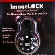 Imagelock Image Combination Padlock Creative Product