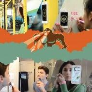 Mega Tiny Corp Anti-Gravity Selfie Case for iPhone Useful