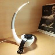 Nillkin Phantom Wireless Charger Lamp Designer Gadget