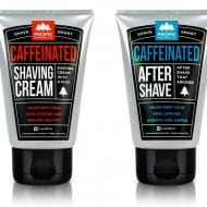 Pacific Shaving Caffeinated Shaving Cream & Aftershave Buy Cool Gift for Him