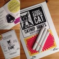 Stark Raving Cat Catnip Joints Pack
