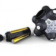 Striker Concepts Magnetic LED Light Mine Battery