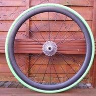 Tannus Solid Bike Tire Green