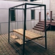 The Last Workshop Swingset Table Buy Cool Outdoor Furniture
