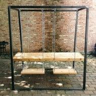 The Last Workshop Swingset Table Designer Furniture to Buy