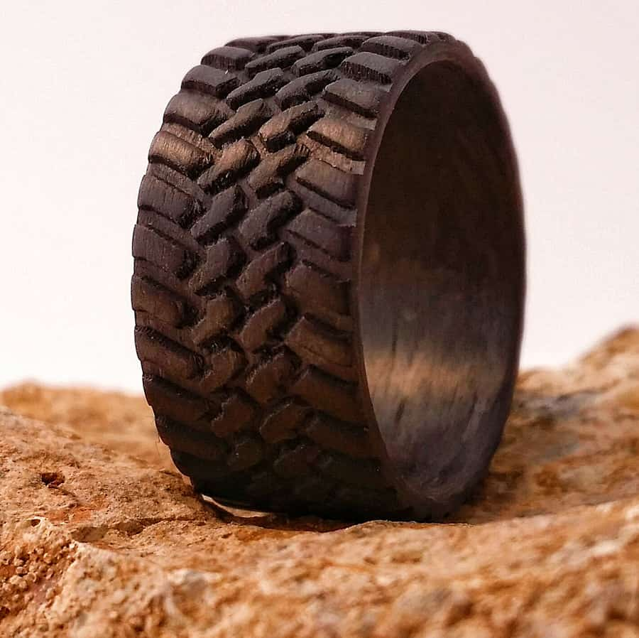 Wear your tire.