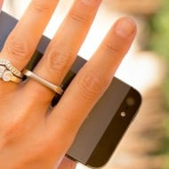 iRing Smart Device Grip & Stand Holder Prevent iPhone Drops