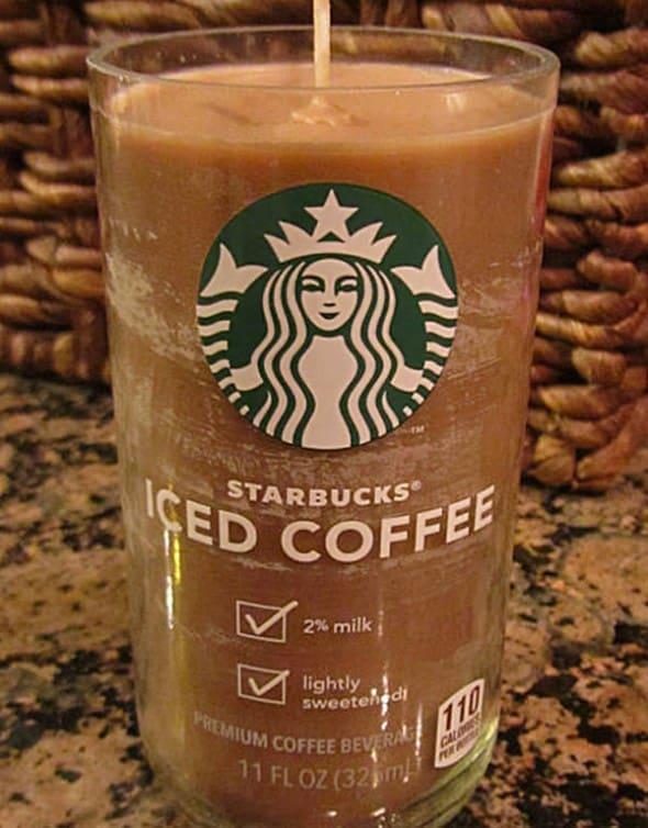 Make your room smell like Starbucks mocha all day long.