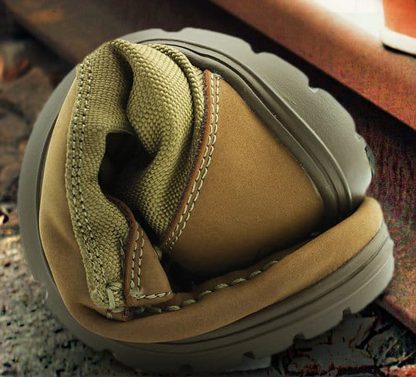 Roll and store your boots like a pro.