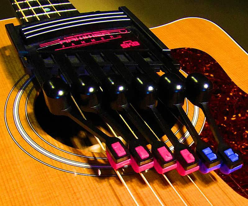 Improve your guitar speed and accuracy instantly.
