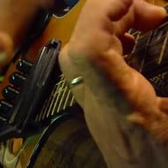 Hammer Jammer Playing the Guitar