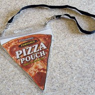 Stupidiotic Portable Pizza Pouch Cool Stuff to Buy