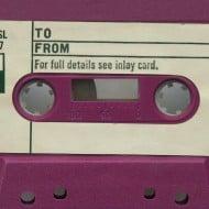 Suck UK Mix Tape USB Memory Stick  Retro Cassette Violet