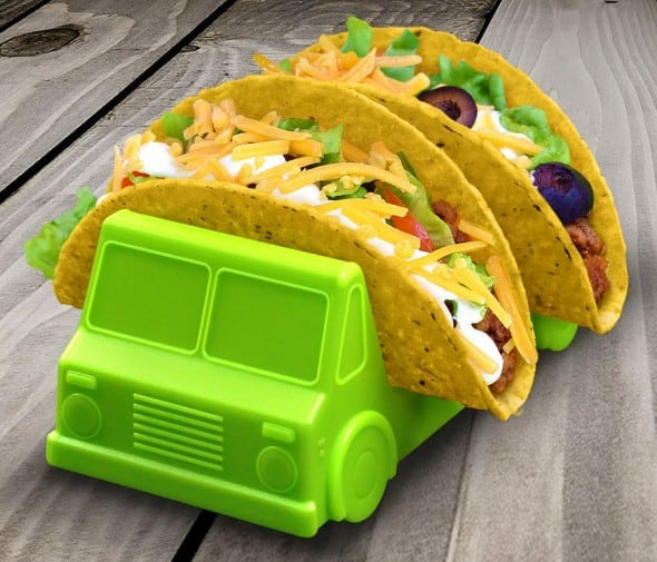 Little trucks that deliver big tacos.