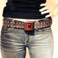 If Industries Arcade Belt Buckle Cool Gamer Fashion