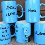 In A Glaze Cookie Monster Dunk Mug Personalized Gift to Buy