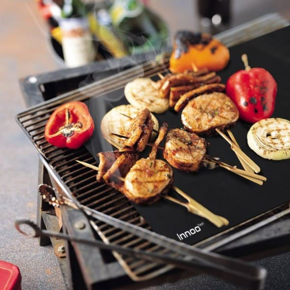 All the joys of grilling without the greasy mess.