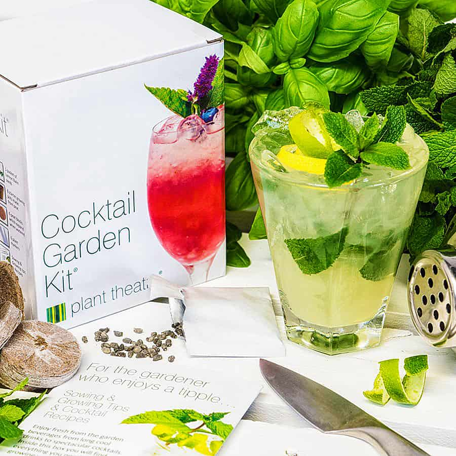 Grow your own cocktail garden.