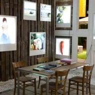 Polaboy Backlit Polaroid Chic Room Design