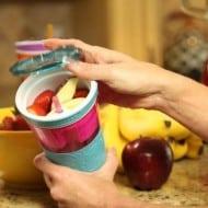 Snackeez Snack & Drink Cup Unique Gift Idea
