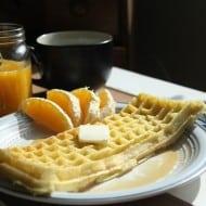 The Keyboard Waffle Iron Delicious Breakfast