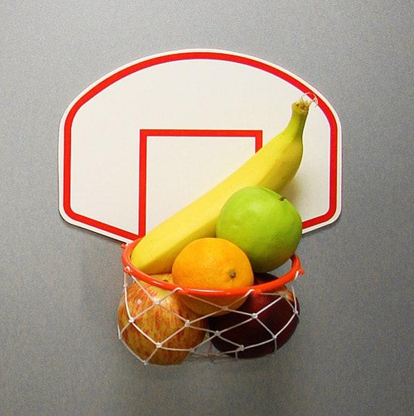 Fruits in a hoop!