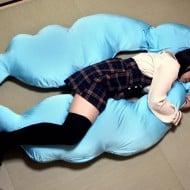 Bibi Lab Royal Twintails Pillow Strange Japanese Novelty Item