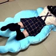 Bibi Lab Royal Twintails Pillow Weird Stuff
